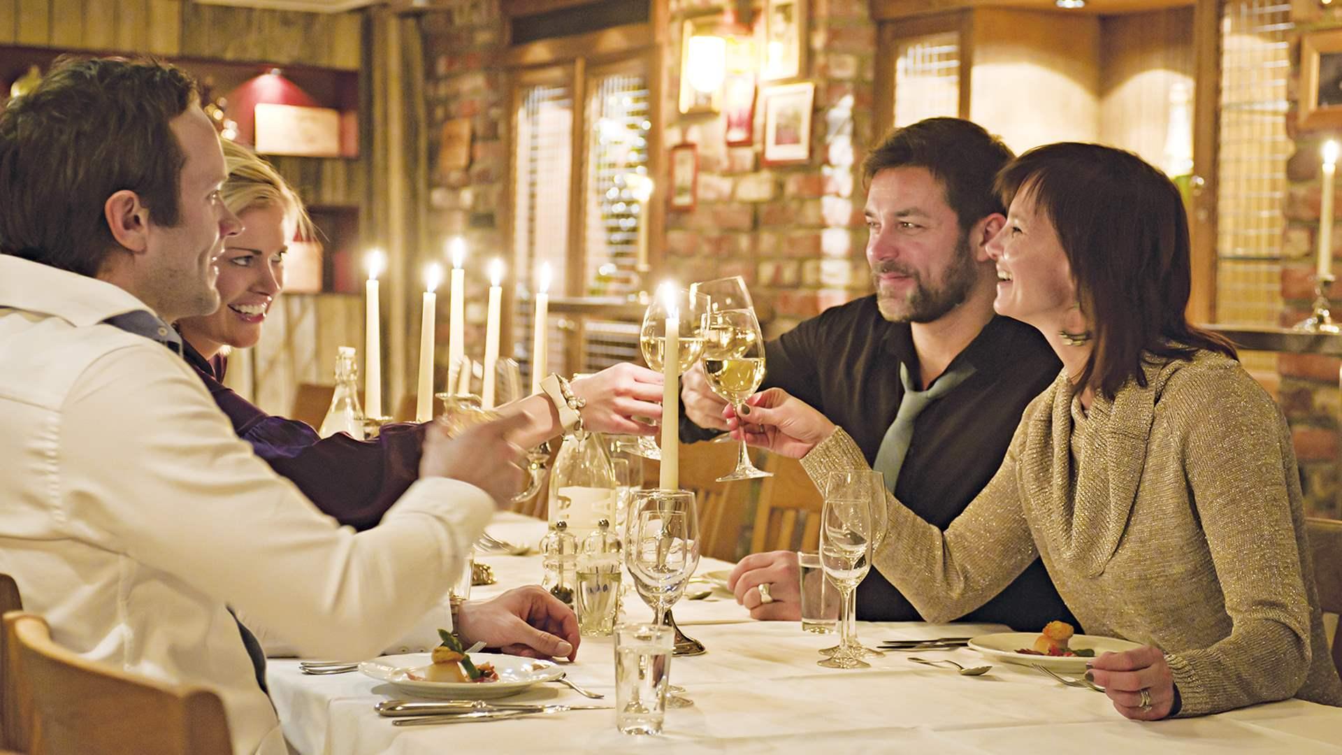 Rauland høgfjellshotell Restaurant
