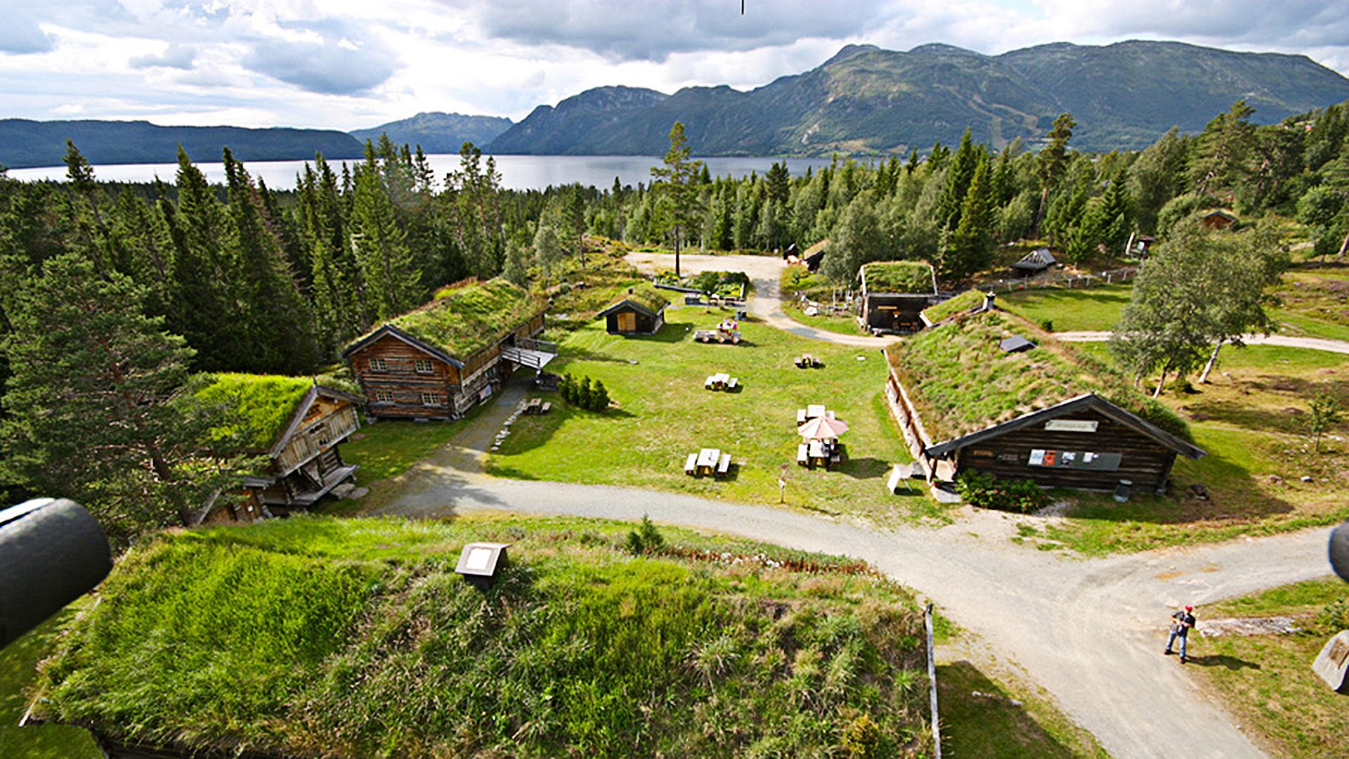 Telemarkstunet Rauland Telemark