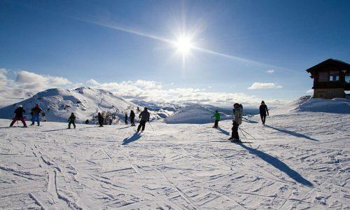 Rauland skisenter Holtardalen